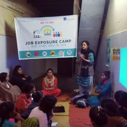Me to We – Job Exposure Camp