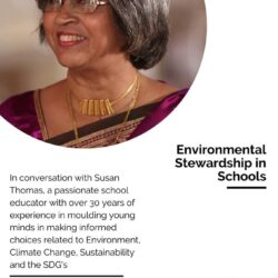 In Conversation with Mrs. Susan Thomas (Senior Educator and Environment Enthusiast)